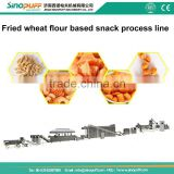 Great Quality Wheat Flour Fried Snack Machine/Fried Wheat Flour Snacks/Salad Making Machine