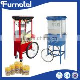 Various Styles Industrial Commercial High Production Popcorn Vending Machine Made In China