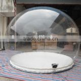 2014 Hot Sale Inflatable Snow Globes For Christmas Day , For Family Fun and Commercial Events