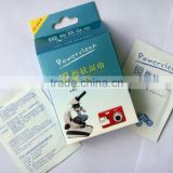 High Quality Wet Wipe Coming!Optical Lens Wipe Anti-dust,Lens Cleaning Tissue From Powerclean With Factory Price