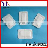 Absorbent Adhesive wound Dressing spunlaced Non-woven Sterile Manufacturer CE & FDA Certificated