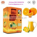 High quality and hot sale orange juice vending machine