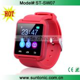Bluetooth Smart Watch Wrist Watch U8 UWatch Fit for Smartphones IOS Android phobne                                                                         Quality Choice