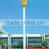 High brightness wholesale price 15~35m high, dock, highway, airport high mast lamp light pole