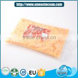 Healthy delicious frozen sushi material seasoned fish roe salad