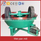 Very Hot In Sudan China Wet Pan Mill for Gold, Gold Grinding Machine, Gold Grinding Mill                                                                         Quality Choice