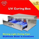 LED uv curing box, uv lamp, curing uv light ultraviolet lamp to bake loca glue for split screen machine UV glue oven