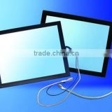 High transparency saw touch panel,saw touch screen kiosk,dust-proof usb touch screen