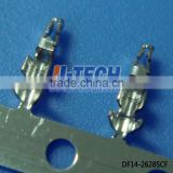 electronic component PCB wire to board connector Hirose connector DF14-2628SCF crimp terminal connector female tin connector