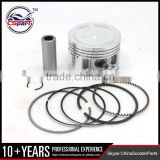52.4MM 13MM Piston Rings Kit for 125CC 1P52FMI YX125 Locin PBR Dax Monkey Dirt Pit Bikes Parts