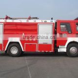 dry powder and foam fire fighting truck water fire truck