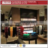 Hot selling clothing boutique display counter for garment shop