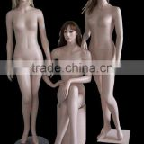 Plastic Display Female Mannequin Model