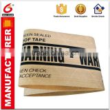 Water Activate Kraft Tape jumbo roll for packing