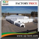 Industrial storage warehouse tents marquee made of waterproof fireproof material for sale