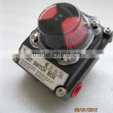 China made cheap price high quality actuator RELAY limit switch box IP67 for pneumatic ball valve