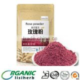 100% natural pure food grade dried Miss Rose Compact powder