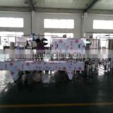 fruit jelly making machine / pudding filling & sealing machine