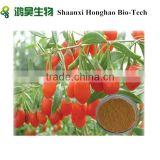 Factory whole sale high quality Goji Berry extract Powder /wolfberry extract