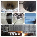 1~60ton induction furnace lining material ramming mass best sale