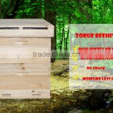 Two layers every box include 10 beehive frames for bee hive tools