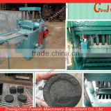 BBQ charcoal tablet pressing equipment/shisha charcoal tablet machine can be round/cube/cuboid and so on shapes