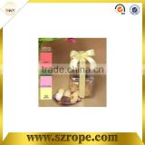 Nice appearance and good looking Gift bow for gift packing food packing /twist tie