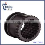 Sliding Coupling for Massey Ferguson,MF Agricultural Tractor Parts,Transmission Components,184770M2, 27T,Mainshaft Coupling Gear