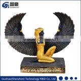 Egyptian wedding gifts decoration statue polyresin