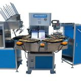 Automatic Round Table Blister-Card Sealing Machine from Shanghai YiYou