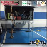 Garage car parking storage locker over car bonnet cabinet bike lockers for sale