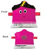 Smile Face Music MP3 MP4 Phone Cushion Speakers