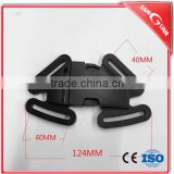 Plastic Side Auto Lock Buckle Belt