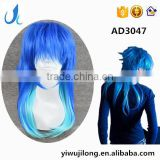 AD3047 Dramatical Murder Cosplay Wigs For Men Wholesale Aliexpress Cosplay Hair Wig MOQ 1pcs