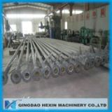 centrifugal casting radiant tube used in continuous strip processing furnace of steel mills