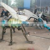 Insect Park Model Animatronic insect from Zigong City