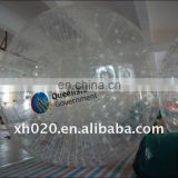 Inflatable Zorb pvc or tpu aqua zorbing ball