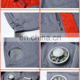 worker professional workwear for air conditioning clothes/uniform