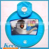 Outdoor playing toys fabric dog frisbee,frisbee canvas pet dog toy,cloth frisbee
