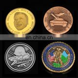 Customized guandong quality assured 3D series military coin collection