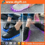 7 Colors Luminous Glow Shoes Unisex Led Men & Women 30-46 USB Rechargeable Light Led Shoes