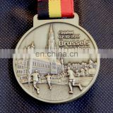 High quality Custom metal race medal