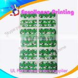 hot sale self adhesive populer cheap nail stickers