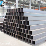 Low carbon square steel pipe galvanized steel pipe profile