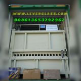 1500 x 2500 Glass Tempering Furnace High-temperature Convection Fan
