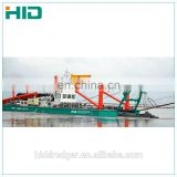 Hydraulic cutter suction dredger/river sand cleaning dredger/dredge boat for sale