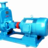 ZWP self priming not clogging sewage pump