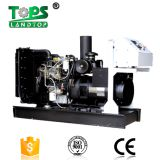Open type single phase AC 90kva diesel generator