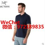 Provide ARCTERYX outdoor quick-drying T-shirt casual Polo shirt factory supply