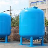 Multi-medium filter quartz sand activated carbon manganese sand filter tank coconut shell mechanical floating bed filter stainless steel filter tank